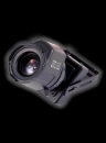 Color High Res, 520 TV line 3x digital zoom varifocal lens cam