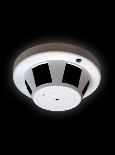 smoke detector camera wireless security camera. Black Bedroom Furniture Sets. Home Design Ideas