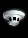 JCT-400DX: Digital Wireless Smoke Detector  Camera (default: color)