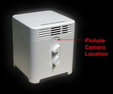 Air Purifier Camera