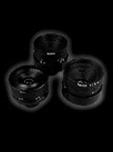 L-2.5C: C-Mount 2.5mm lens (90deg horiz. angle)