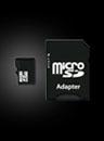 4GB Micro SD Card w/ Adapter