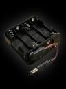 8 AA Battery Holder, 12V
