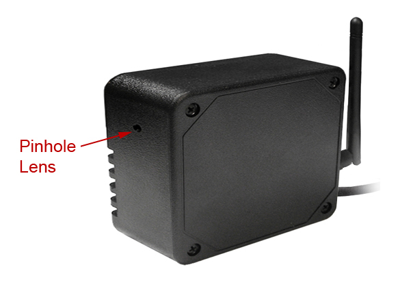 Pinhole WiFi Camera
