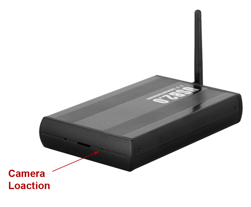 Spy IP Camera