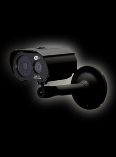 Color & B/W Night Vision Twin Camera